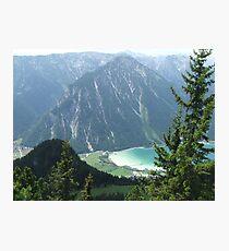 Achensee, Austria Photographic Print