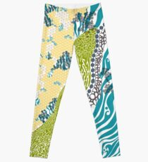 Beehive Island Leggings
