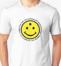 Surrealist Investigation / Discordian Popeism Unisex T-Shirt