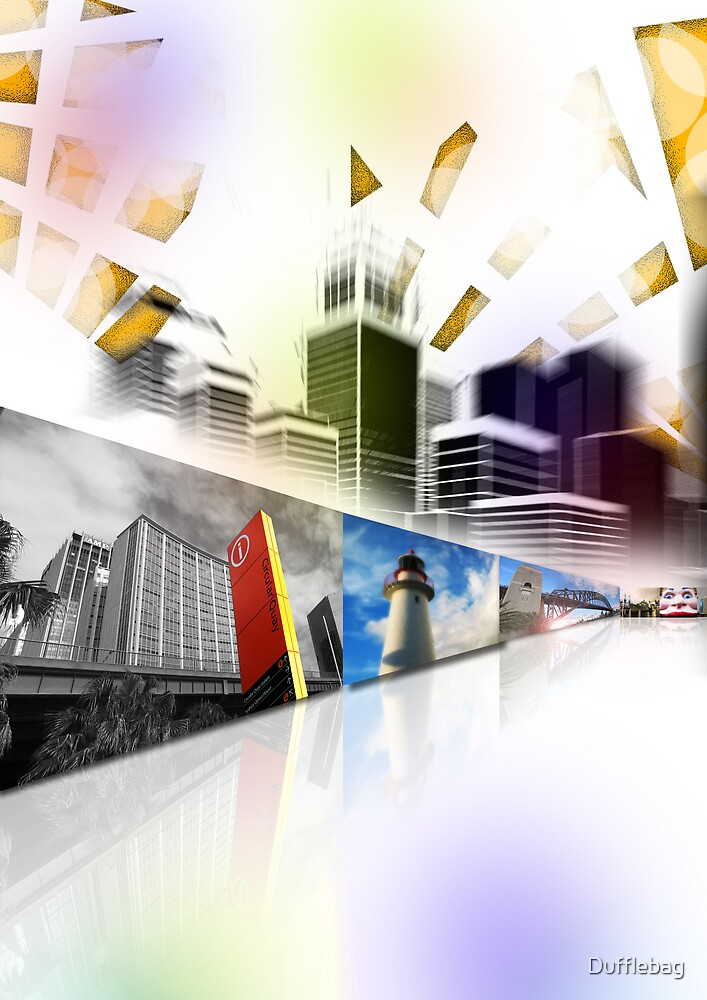 UrbanEscape by Dufflebag
