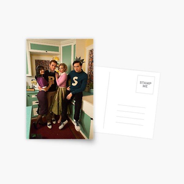 RIVERDALE - NETFLIX Postcard