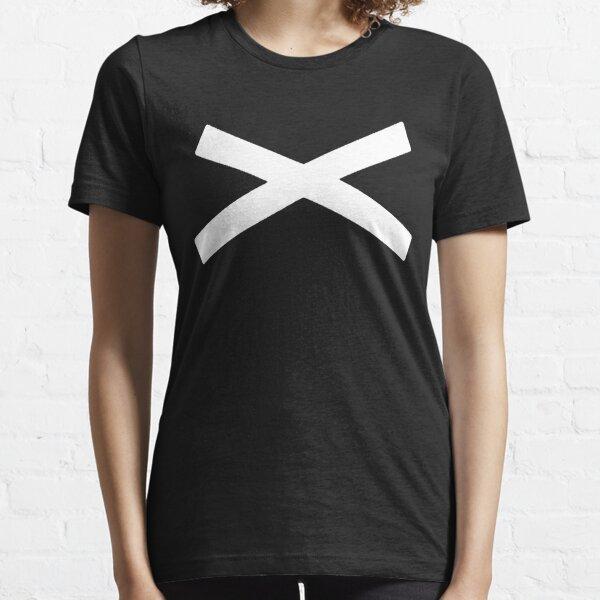 X [White] Essential T-Shirt