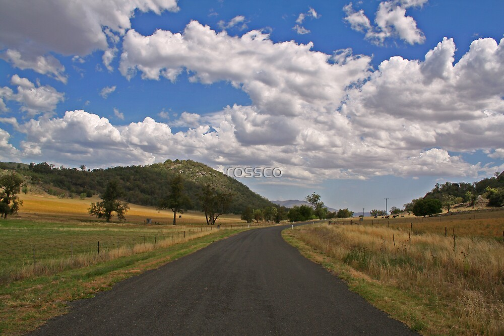 The Open Road by rossco