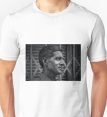 Portrait of a Stranger Unisex T-Shirt