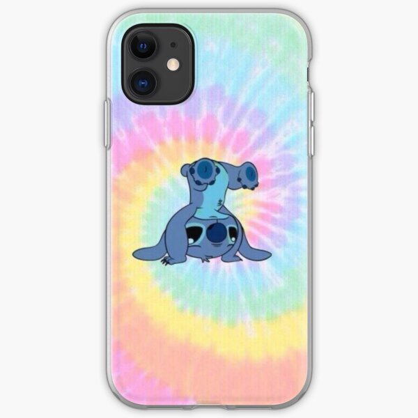 colorfull Stitch iPhone Soft Case