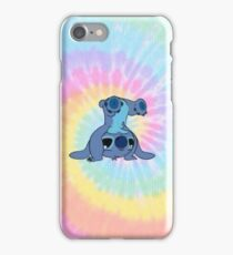 colorfull Stitch iPhone Case/Skin