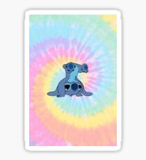 colorfull Stitch Sticker