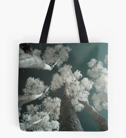 Tree Tops 2 Tote Bag