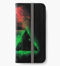 Colours Of The Force iPhone Wallet/Case/Skin