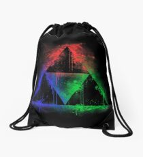 Colours Of The Force Drawstring Bag