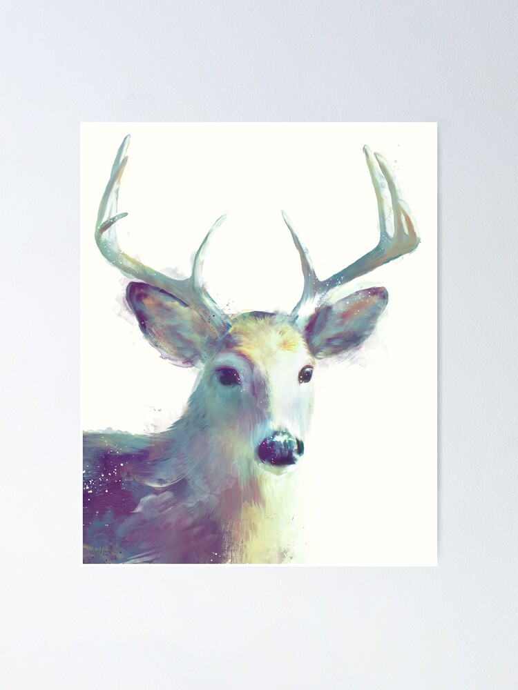 Alternate view of Whitetail No. 2 Poster