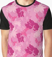 Pinkie Pie Camo Graphic T-Shirt