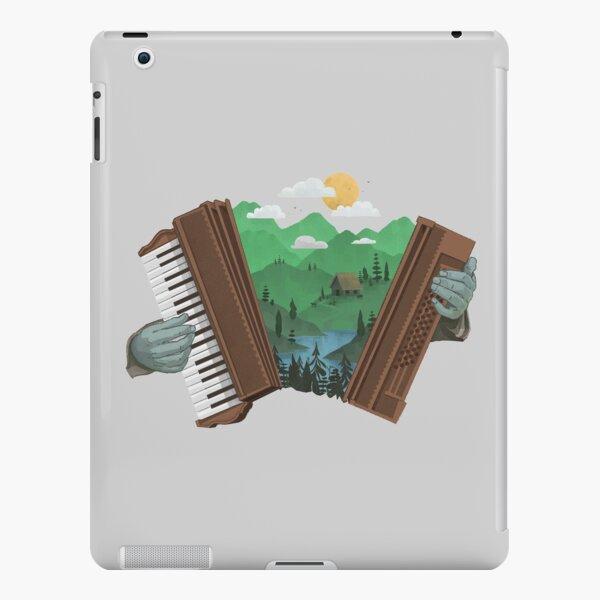 Accordionscape iPad Snap Case