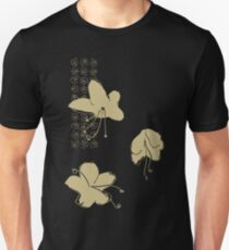 Stacked Zen Flowers T-Shirt