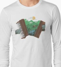 Accordionscape Long Sleeve T-Shirt