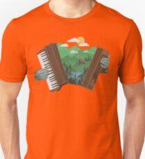 Accordionscape Unisex T-Shirt