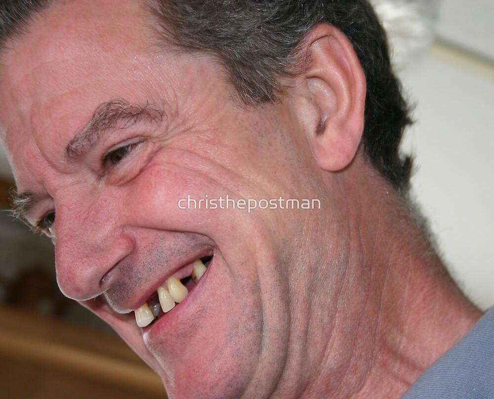 smiler by christhepostman