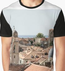 Dubrovnik Graphic T-Shirt