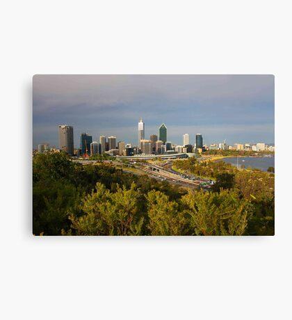 Perth Western Australia  Canvas Print