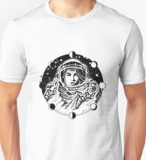 Woman astronaut  T-Shirt