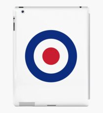 Royal Air Force 'Roundel'. iPad Case/Skin