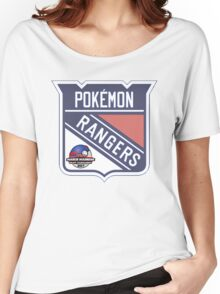 Pokemon Rangers - March Madness Edition Women's Relaxed Fit T-Shirt