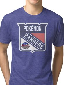 Pokemon Rangers - March Madness Edition Tri-blend T-Shirt