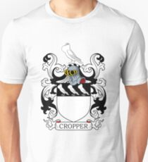Cropper Coat of Arms I Unisex T-Shirt
