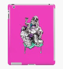 Ooze peoples iPad Case/Skin