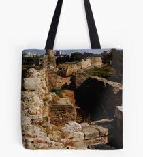 Chersonesus of Tauris2 Ancient Greek Street Tote Bag