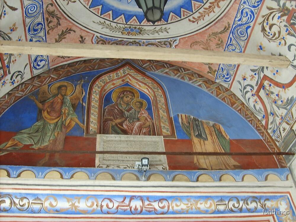 Rila Monastery by funthings