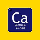 Kalifornien Element Mk2 von JCDesignsUK