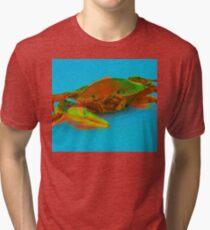 Boiled Crab Tri-blend T-Shirt
