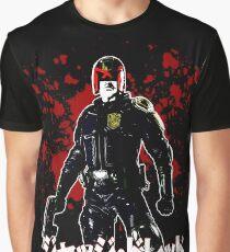 Judge - ONE:Print Graphic T-Shirt