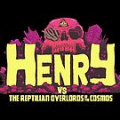 Henry Title Card by MushfaceComics
