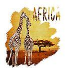 Giraffes by flashcompact