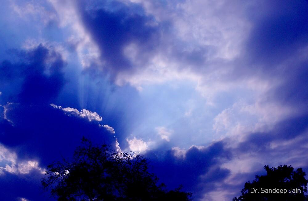 Rays of hope by Dr. Sandeep Jain