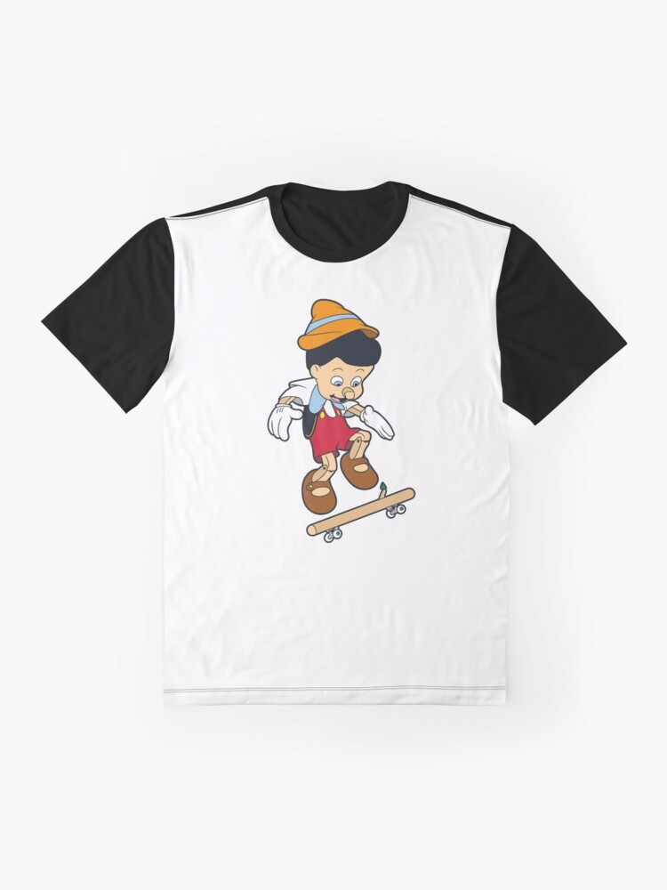 Alternate view of A Real Skater Graphic T-Shirt