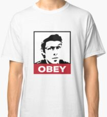 Geometry Dash - Obey Robtop Classic T-Shirt