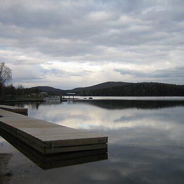 On the Lake by Alchemistress