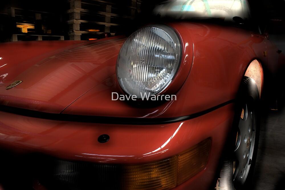 Porsche.......... by Dave Warren