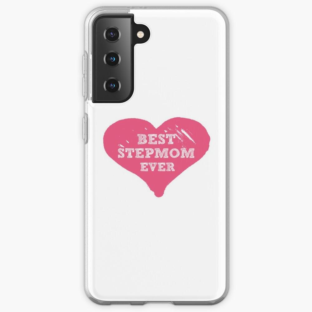 Best Stepmom Ever Case & Skin for Samsung Galaxy