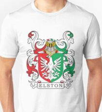Elston Coat of Arms Unisex T-Shirt