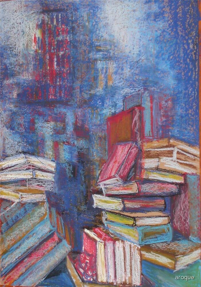 Estudo para Biblioteca VII by aroque