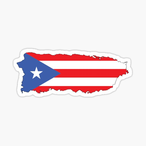 Puerto Rico Flag VIEQUES License Plate PR Boricua Emblem