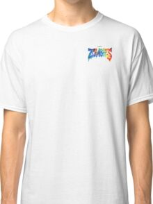 Flatbush Zombies Tie Dye Classic T-Shirt