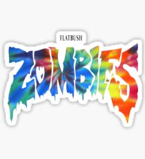 Flatbush Zombies Tie Dye Sticker