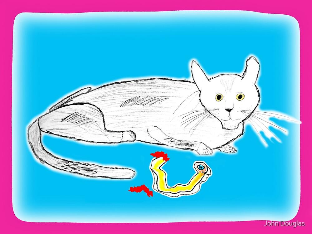 Cat Nap 2 by John Douglas