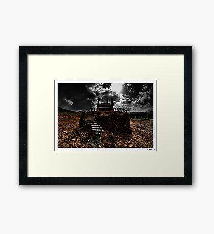 Dozer Framed Print