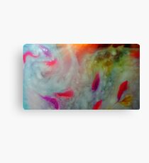 Cloudy with a Chance of Color 2 Canvas Print